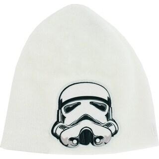 Star Wars Stormtrooper Oversized New Era Knit Hat