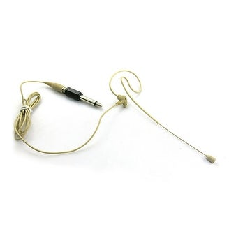 Ear-Hanging Omni-Directional Microphone, Omni-Directional (for Standard 3.5mm Systems)