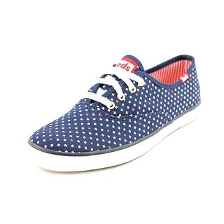 Keds CH Stars Round Toe Canvas Sneakers