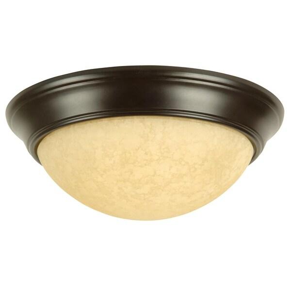 Craftmade X4915 Twist-In 3-Light Flush Mount Ceiling Fixture