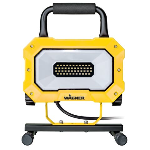 Wagner 2300 Lumen LED Portable Worklight 5000 Kelvin 25 Watts - 130004