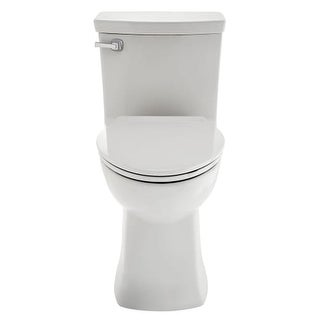 American Standard 2922A.104 Townsend 1.28 GPF One-Piece Elongated Comfort Height Toilet with Left Hand Tank Lever