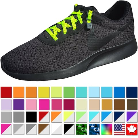 Xpand Laces Customizable No-Tie One Size Elastic Shoelaces - One Size