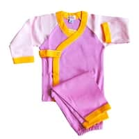 Loralin Design GWG6 Girl Wrap Outfit  6-12 Months