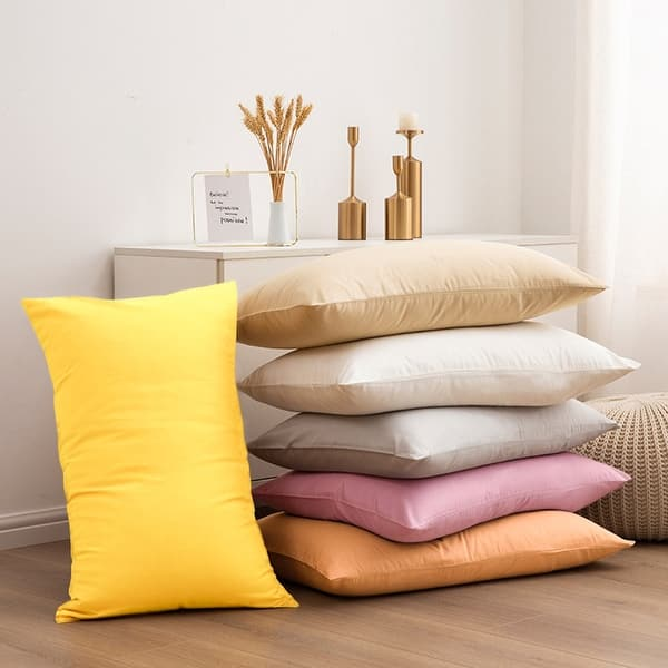 Ntbay Queen Pillowcases Set Of 4 Wrinkl Soft And Cozy 100/% Brushed Microfiber