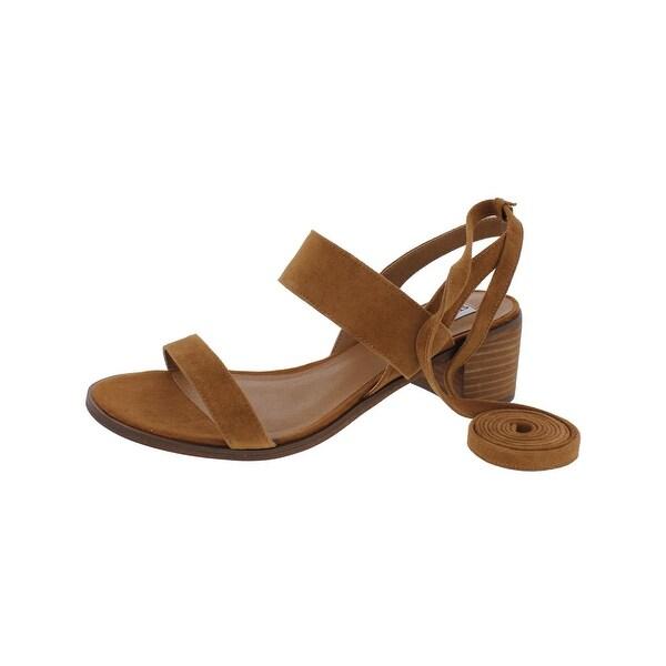 Steve Madden Womens Raelee Dress Sandals Open Toe Slingback