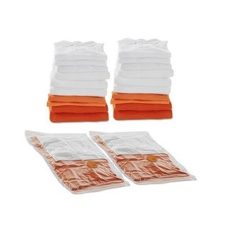 Neatfreak Large Vacuum Flat Bags, Set of 2