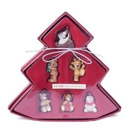 Gund Goober and Friends Mini Ornaments