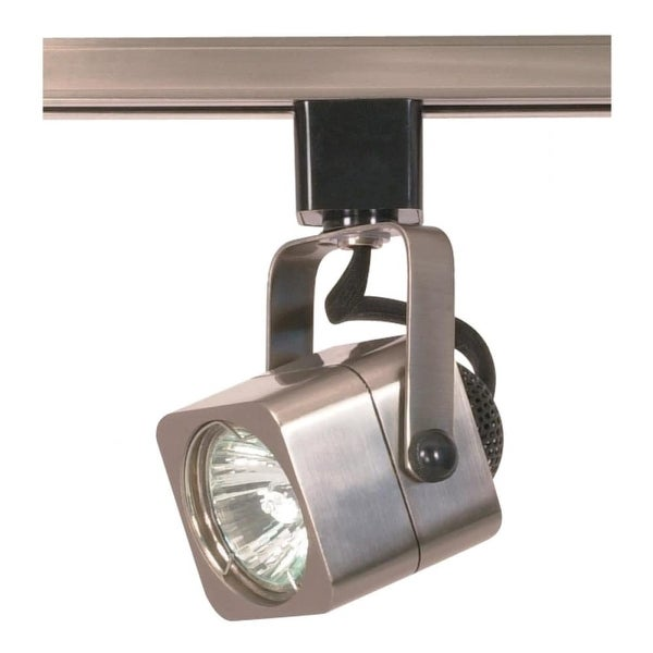 "Nuvo Lighting TH314 Single Light 3.2"" Wide Track Head - Brushed nickel - N/A"