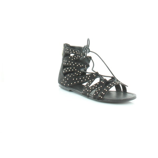 G by Guess Leidah Women's Sandals & Flip Flops Black