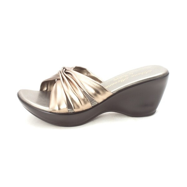 Athena Alexander Womens Gaylenn Open Toe Casual Platform Sandals - 5.5