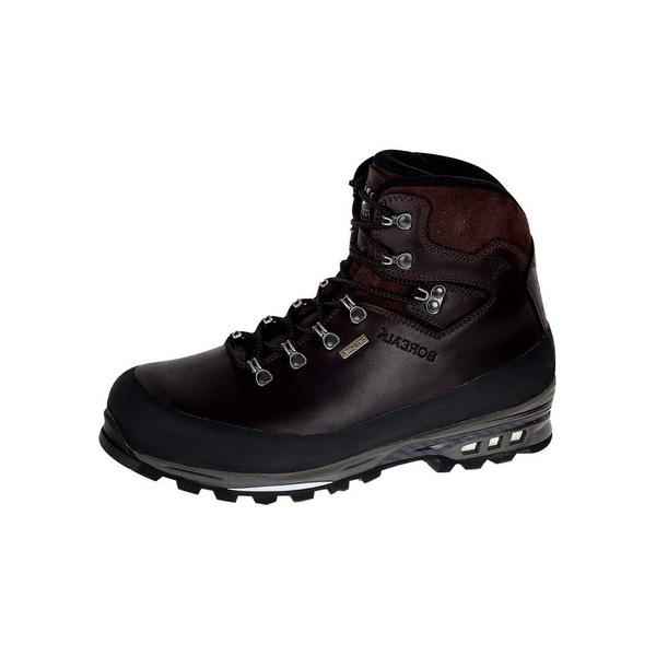 Boreal Climbing Boots Mens Lightweight Zanskar Full Grain Brown