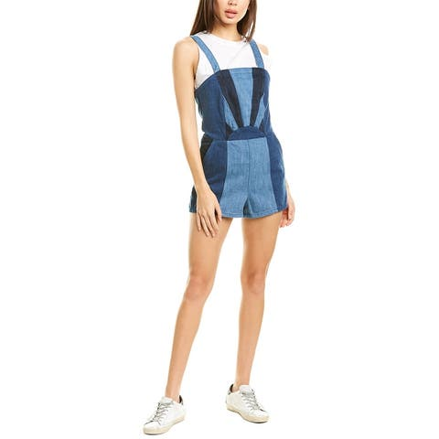 Blank Nyc Mixed Emotions Romper