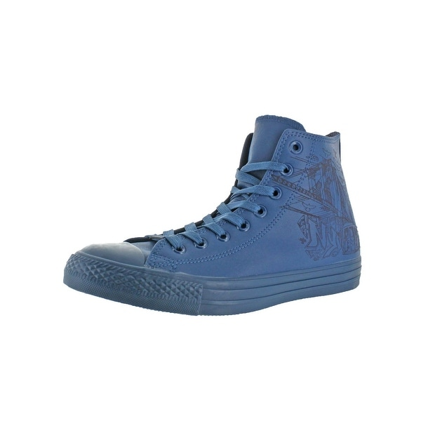pretty nice 9b446 8567e Converse Mens Chuck Taylor All Star Hi Skate Shoes High Top Fashion