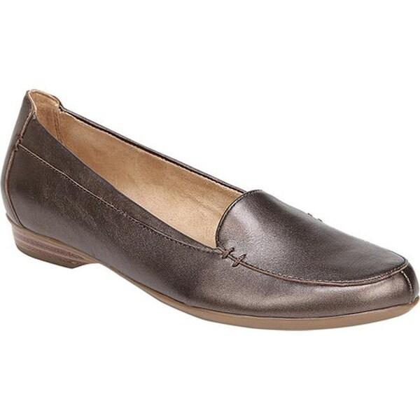 9f65f6385e3 Shop Naturalizer Women s Saban Brown Bronze Leather - Free Shipping ...