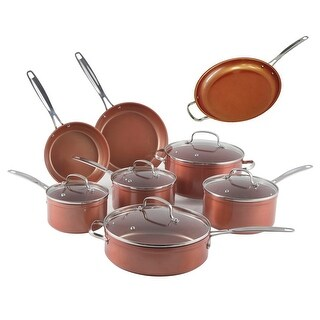 Ceramic Cookware Sets For Less Overstock Com