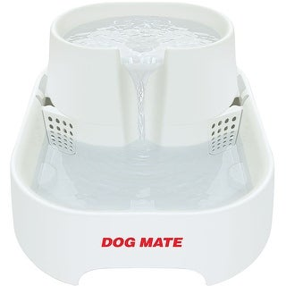 Dog Mate Pet Fountain 200 Fl Oz.-Large