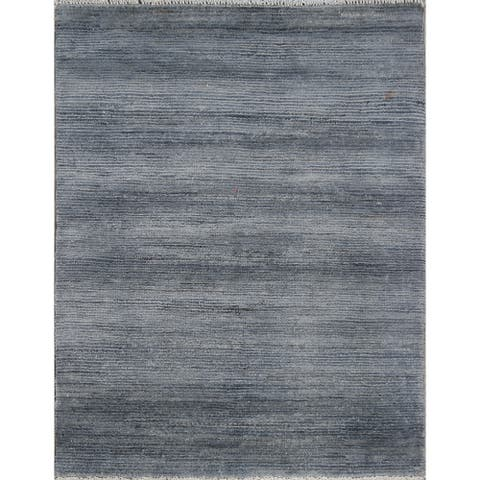 "Modern Distressed Oriental Gabbeh Kashkoli Area Rug Hand-knotted Wool - 2'9"" x 3'0"" Square"