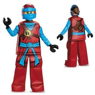 Girls LEGO Ninjago Prestige Nya Halloween Costume