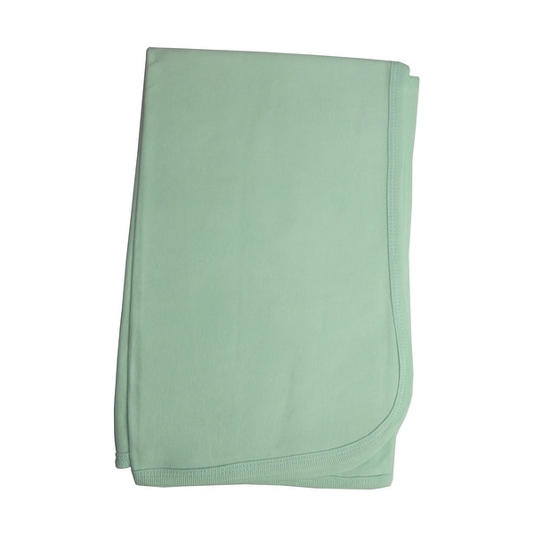 Bambini Baby's 100% Cotton Flannel Receiving Blanket - One size