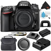 Nikon D7200 1554 24.2 MP DSLR Camera Body Only (Intl Model) Bundle