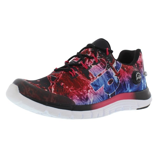 Reebok Zpump Fusion Splash Running Women's Shoes - 11 b(m) us