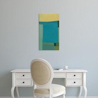 Easy Art Prints Tamar Zinn's 'At the Beach III' Premium Canvas Art