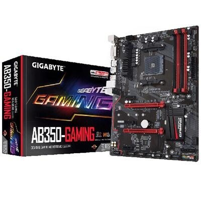 Gigabyte Ga-Ab350-Gaming Advanced Technology Extended Motherboard