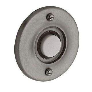 Baldwin 4851 1-3/4 Inch Diameter Round Bell Button