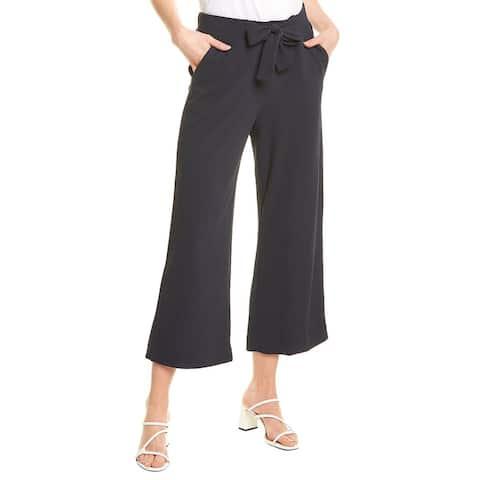 B. New York Wide Leg Crop Pant