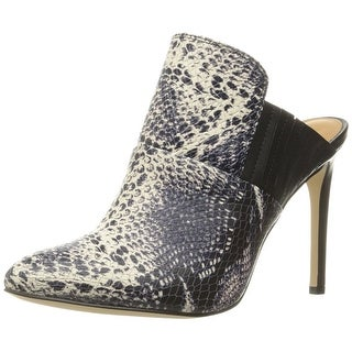 Calvin Klein Womens Sadiana Pointed Toe Mules