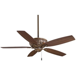 """MinkaAire Classica 54"""" 5 Blade Energy Star Indoor Ceiling Fan with Blades Included"""