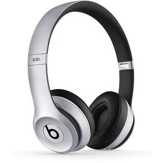 Beats Solo2 Wireless Headphones (Space Grey, Certified Refurbished)