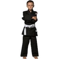 Shop Fuji BJJ Adult Brazilian Jiu Jitsu Gi Black Belt - Free