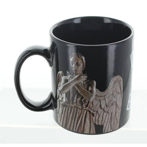 Doctor Who Weeping Angel 11oz Heat Reveal Mug - Multi