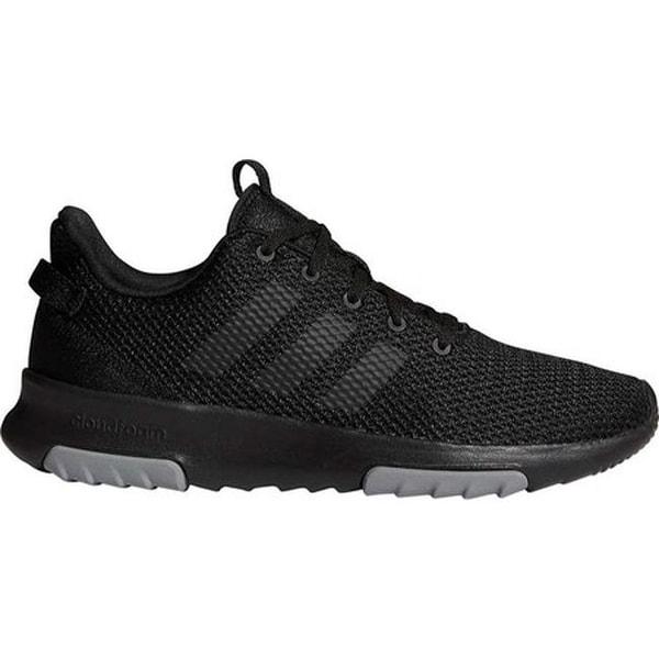 hot sale online 8aacb 381fe adidas Men  x27 s NEO Cloudfoam Racer TR Running Shoe Core Black Core