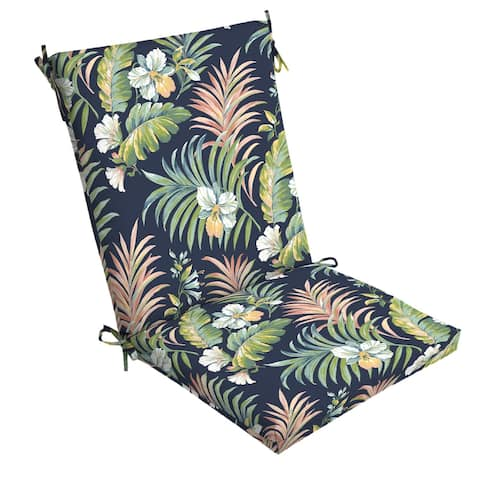Arden Selections Simone Tropical Outdoor Chair Cushion - 44 in L x 20 in W x 3.5 in H