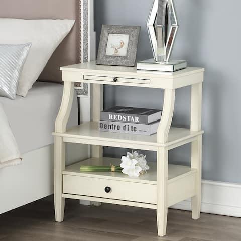 Newport Storage Nightstand by Greyson Living