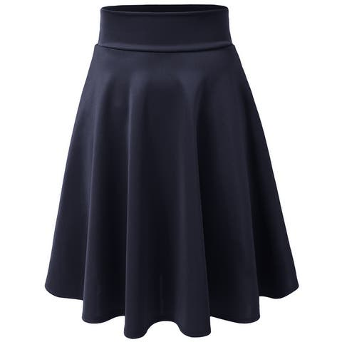 NE PEOPLE Midi Skirt Made in USA [NEWSK21]