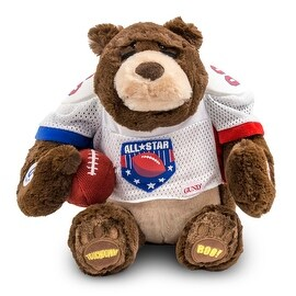 Gund Gridiron Football Fanatic Bear