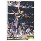 Larry Krystkowiak Milwaukee Bucks 1992 Upper Deck Autographed Card This item comes with a certificate of authenticity