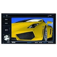 Boss Audio Systems  6.2 in. Double Din TS BT Media Center IControl