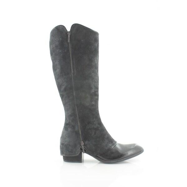 Donald J Pliner Devi 5 Women's Boots Black/Black - 7