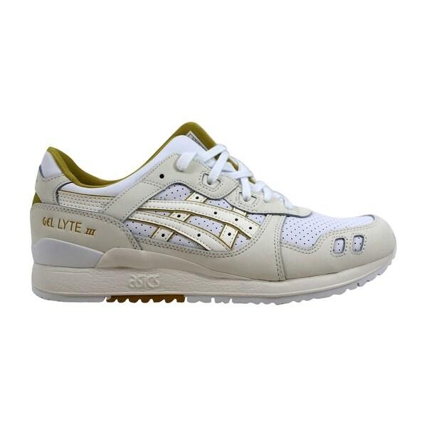 Shop Asics Men's Gel Lyte III 3 WhiteCream H7L3L 0100
