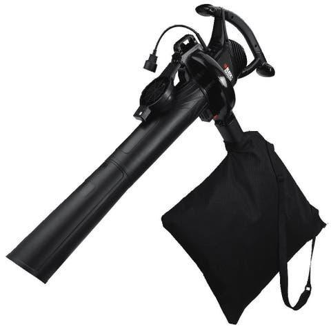 Black & Decker BV3100 Electric Blower / Vacuum / Mulcher, 12 Amp