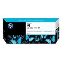 HP 91 775-ml Light Magenta DesignJet Pigment Ink Cartridge (C9471A) (Single Pack)