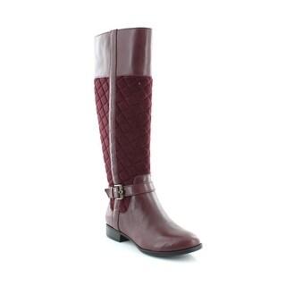 Isaac Mizrahi Live! Ara2 Women's Boots Red Multi