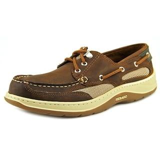 Sebago Clovehitch II WW Moc Toe Leather Boat Shoe