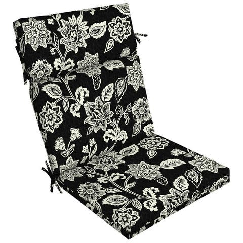 Arden Selections Ashland Jacobean Dining Chair Cushion - 44 in L x 21 in W x 4.5 in H
