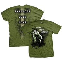 Ranger Up Everyone Goes Home T-Shirt - Green